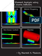 Intermediate FEA With Open Source Software (PREVIEW)