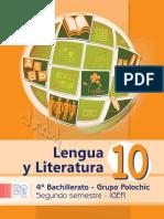 Libro Polochic Lengua y Lite. 2º Sem