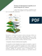Cartografía y Sistemas de Información Geográfica en El Manejo Integrado de Cuencas CivilGeeks