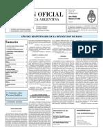 Boletin Oficial 18-05-10 - Segunda Seccion