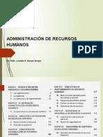 recursos humanos gestion empresarial