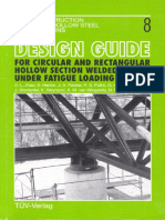 Design Guide 8_For RHS and CHS Under Fatigue Load