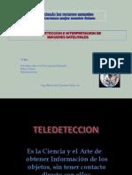 Teledeteccion Fundamento Fisicos-tema 12