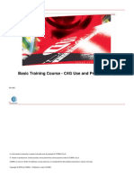 Basic Training Course - C4G Use and Programming comau