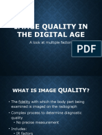 image quality in the digital age std