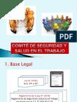1. Base Legal Para La Instalación Del Comité de SST. 20.01.15
