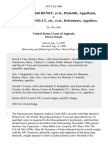 Constance Sherbill Henry v. Michael J. Connolly, Etc., 910 F.2d 1000, 1st Cir. (1990)