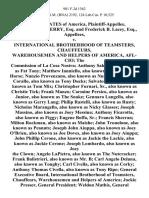 Teamsters Local 320 Newsletter | International Brotherhood