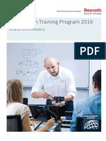 BR Training Program Germany 2016