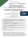 Stanley A. Rodowicz v. Massachusetts Mutual Life Insurance Company, Stanley A. Rodowicz v. Massachusetts Mutual Life Insurance Company, 192 F.3d 162, 1st Cir. (1999)