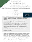 William J. McAvey v. Chen-Horng Lee Chin-Li Lee v. First Financial Insurance Co., 260 F.3d 359, 1st Cir. (2001)