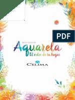 Colección Aquarela 2016