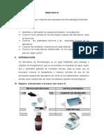 Informe Lab 01 - Microbiologia