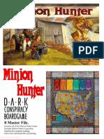 DC1 Minion Hunter (Boardgame) (2085857)