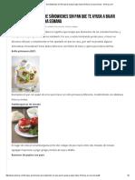 Recetas Sanguches Sin Pan