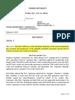 Equitable Cardnetwork v Capistrano - GR 180157