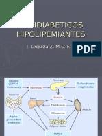 Antidiabeticos e Hipolipemiantes