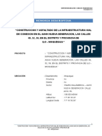Informe Final de Pavimentos