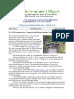 PA Environment Digest June 20, 2016