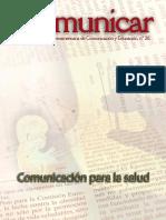Comunicación Para La Salud_Revista Comunicar