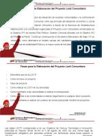 Proyecto Locti Comunitario II