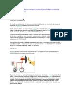 Sistema de Frenos Hidraulico
