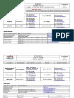A SQ 13.02.03 Nomi e Num Telefono Unità Di Crisi a Fornitori Ver. 5
