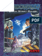 Shadowrun 3 - Guide Rapide d'Initiation - Francais (2)