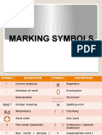 BI Paper 2 Marking scheme