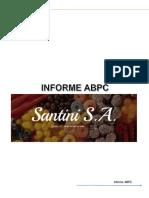 informe abp - santini