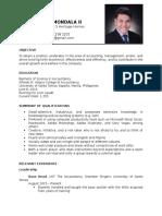 Thomasian Resume Format (1)