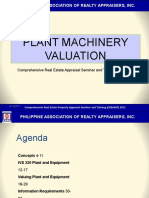 02 Machinery & Equipment Valuation SCQ