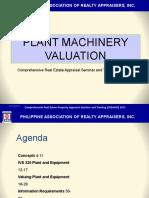 02 Machinery & Equipment Valuation SCQ