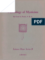 Psychology of Mysticism