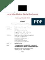 Long Island Latino Media Conference www.lilmc.info
