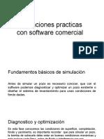 Aplicaciones Practicas Con Software Comercial