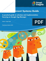 Tag Management Systems Smart Insights