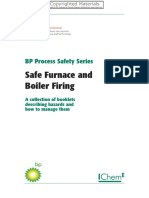 (BP Process Safety Series) Bp Safety Group-Safe Furnace and Boiler Firing-Institution of Chemical Engineers (IChemE) (2005)