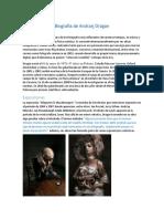 Biografia de Andrzej Dragan