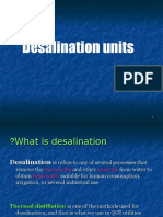 Desalination Unit