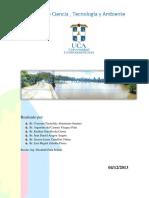 Informe Microcuenca Rocas Morenas