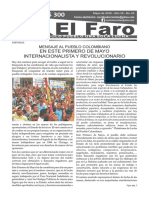 Faro No. 62 Mayo 2016