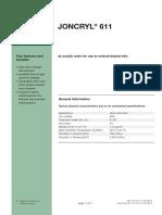 Joncryl 611 TDS.pdf