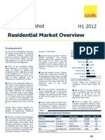 Residential Market Overview 1H 2012