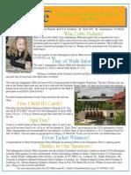 iMove, Indianapolis Arthritis Walk May e-newsletter