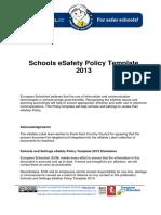 ESL SchoolPolicy Template