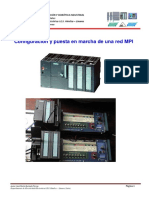CI-Configuraciones y Puesta en Marcha de Una Red MPI
