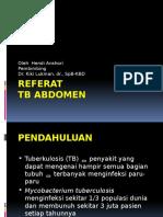 Referat TB Abdomen.anshor.pptx