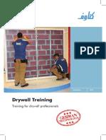Knauf Training Brochure