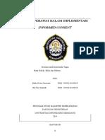 Peran Perawat Dalam Implementasi Informe